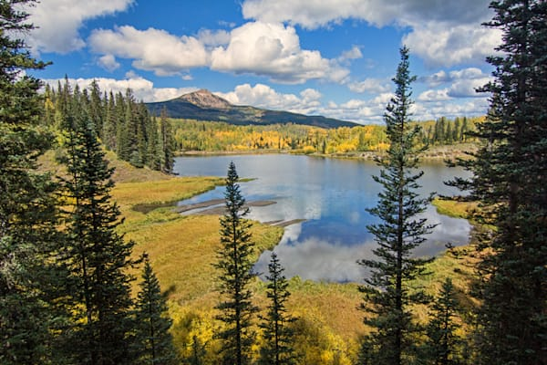Woods Lake Photograph 8663 | Colorado Photography | Koral Martin Fine Art Photography
