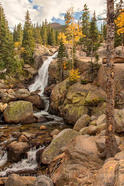 AlbertaFalls RMNP 5327 2 Photograph | Colorado  Photography |  Koral Martin Fine Art Photography