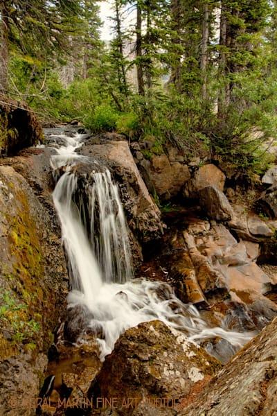 Irwin Falls Photograph 2629 | Colorado Photography | Koral Martin Fine Art Photography