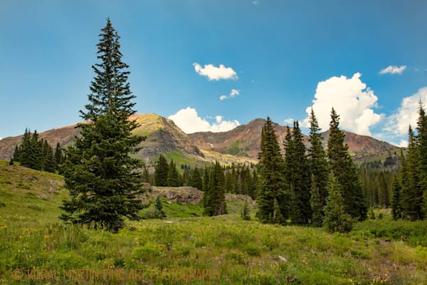 Lake Irwin View Photograph 2644 | Colorado Photography | Koral Martin Fine Art Photography