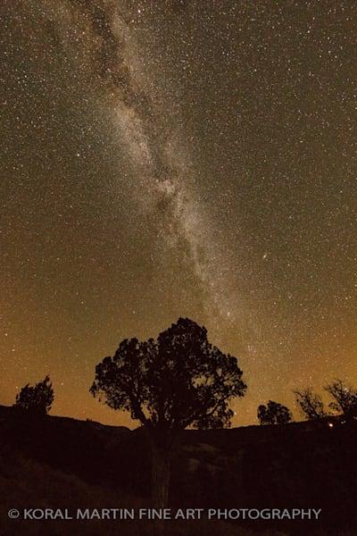 Milky Way Photograph 8972 | Colorado Photography | Koral Martin Fine Art Photography