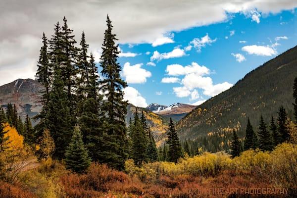 Million Dollar Road Red Mountain Photograph 8864 | Colorado Photography | Koral Martin Fine Art Photography