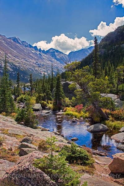 Mill Lake 4960 RMNP Photograph | Colorado  Photography |  Koral Martin Fine Art Photography