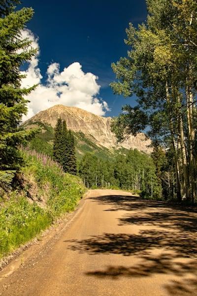 Mountain Journey Photograph 2434 | Colorado Photography | Koral Martin Fine Art Photography