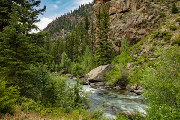 Mountain Flow 4511 | Colorado Photography | Koral Martin Fine Art Photography