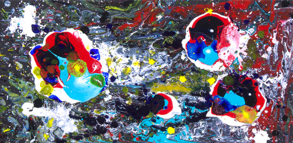 Worlds Collide 1 Art | Danny Lopes