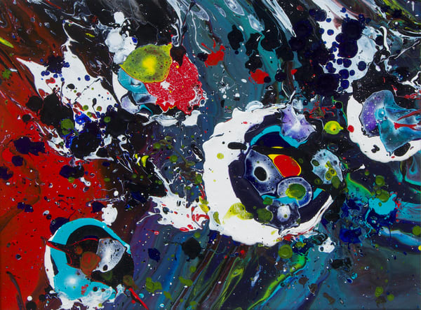 Worlds Collide 2 Art | Danny Lopes