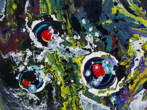 Worlds Collide 3 Art | Danny Lopes