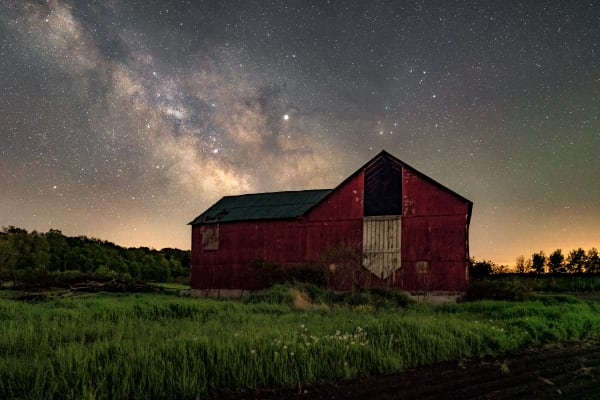The Magic Barn Photography Art | Trevor Pottelberg Photography