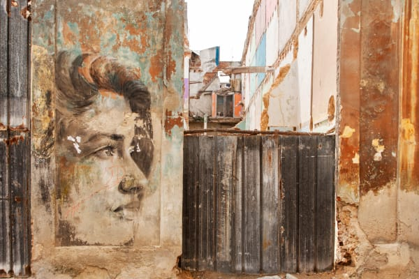 Art and Decay:  Photographs of Cuba by Shane O'Donnell