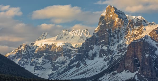 Quadra Mountain And Mt Babel Photography Art | Will Nourse Photography