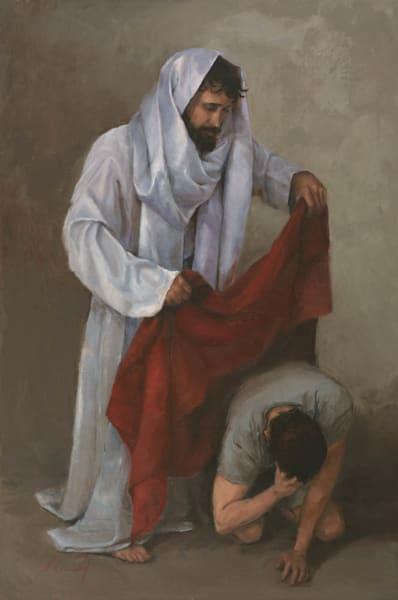 He Hath Comforted