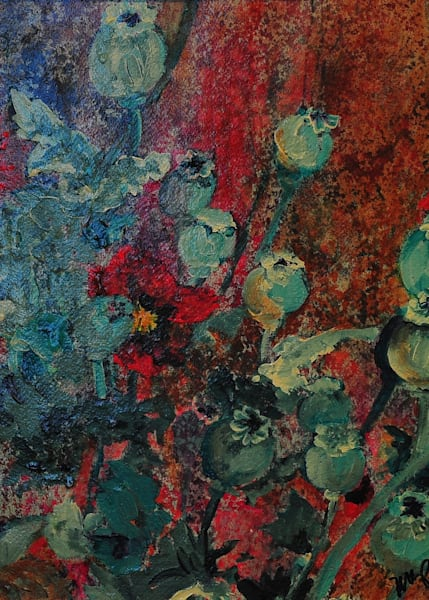 Turkish Poppies Art | PoroyArt