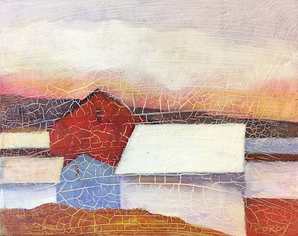 Red Barn Art | PoroyArt