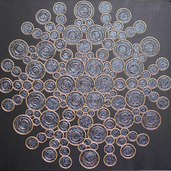 Jasmine Virginia art featured on SavvyArt Market