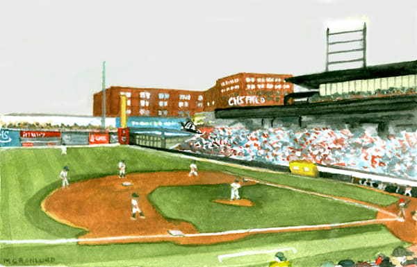 CHS Field by Mark Granlund