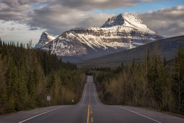 The Road To The Mountains Photography Art | Will Nourse Photography