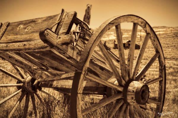 Bodie Mining Cart