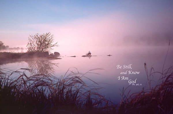 Chippewa River Dawn - shop fine-art notecards | Closer Views