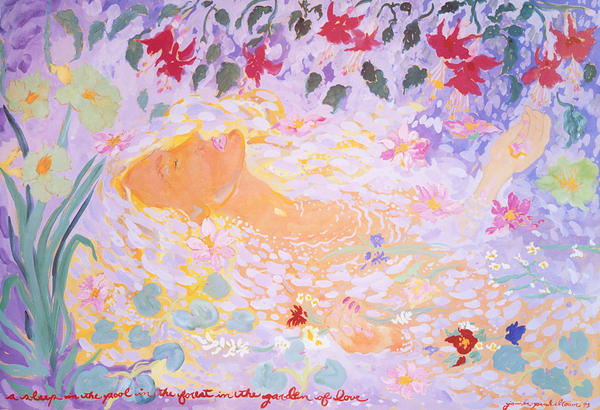 Ophelia I by James-Paul Brown