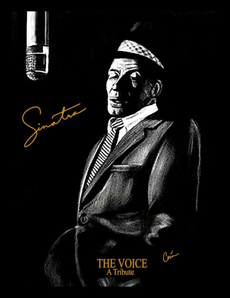 Frank Sinatra-the-voice, Sinatra-Tribute-Series, celebrity-originals, celebrity-original,