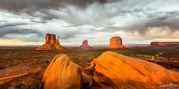 Monumental Sky   Panoramic Photography Art | David Beavis Fine Art