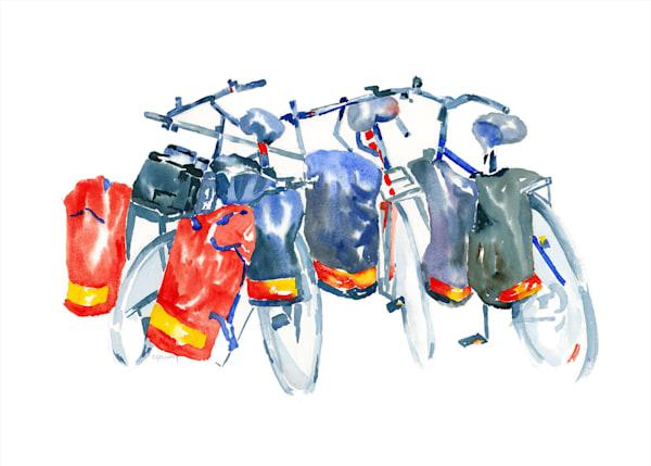 Jan Gellatly - Bicycles