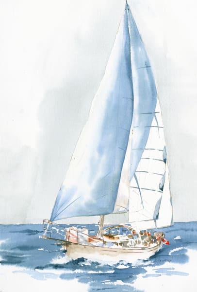 Jan Gellatly - Cape George Cutter