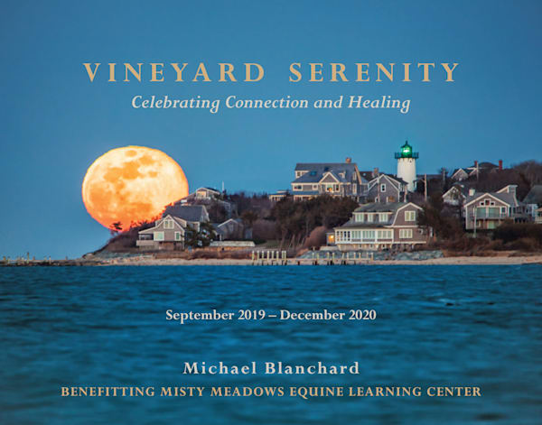 Vineyard Serenity 2019   2020 Calendar  | Michael Blanchard Inspirational Photography - Crossroads Gallery