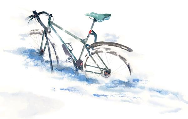 Jan Gellatly - Mike's Bike