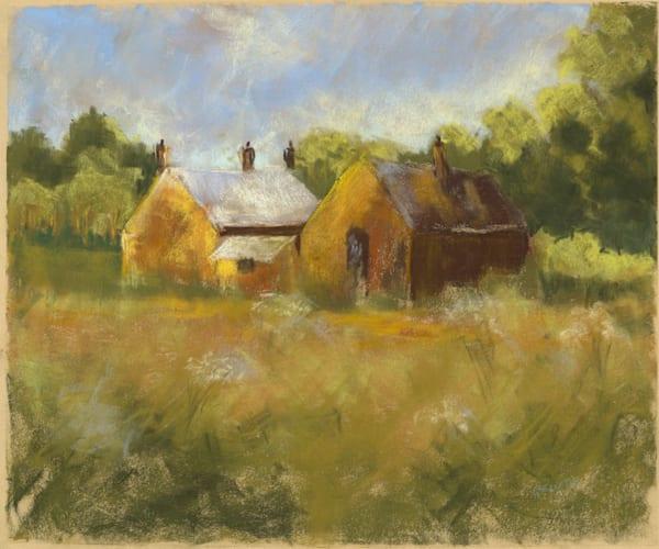 Jan Gellatly - Old Barn