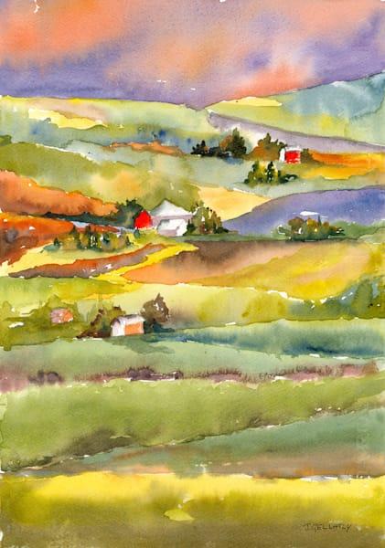 Jan Gellatly - Palouse