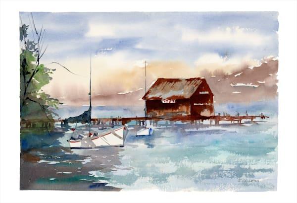 Jan Gellatly - Penn Cove