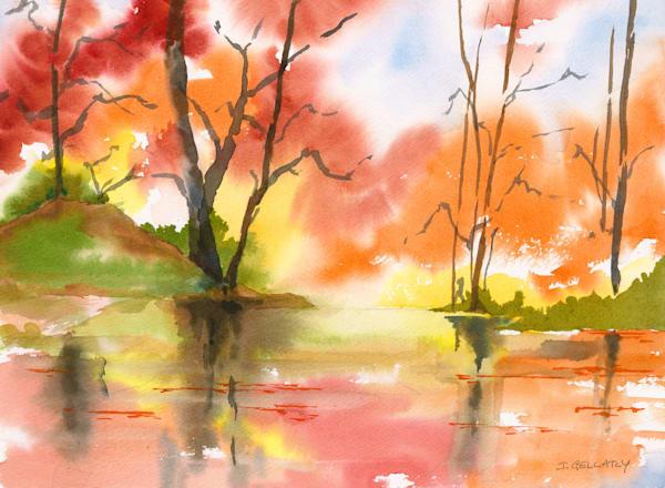 Jan Gellatly - Red Fall