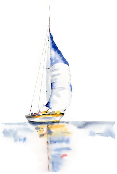 Jan Gellatly - Reflection