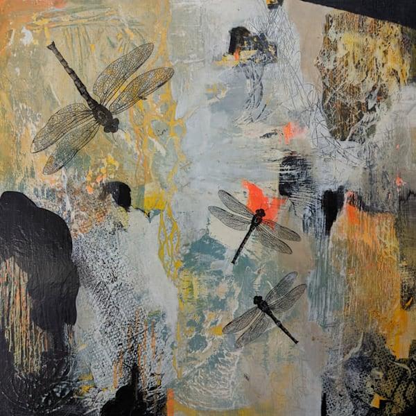 Flight Of Fancy Sold Art | Susanne Clark