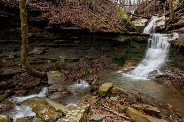 Artist Point Waterfall 1108 C  | Waterfall Photography | Koral Martin Fine Art Photography