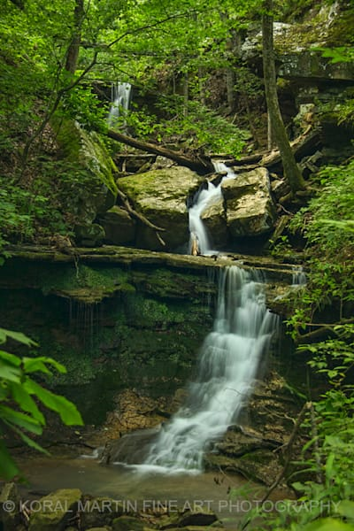 Artist Point Waterfall Photograph 4645 | Waterfall Photography | Koral Martin Fine Art Photography