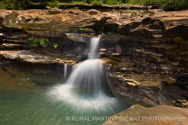 Kings Falls Photograph 7241 | Waterfall Photography | Koral Martin Fine Art Photography