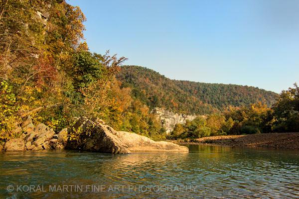 Steel Creek Buffalo river Ark Photograph 0893  | Waterfall Photography | Koral Martin Fine Art Photography