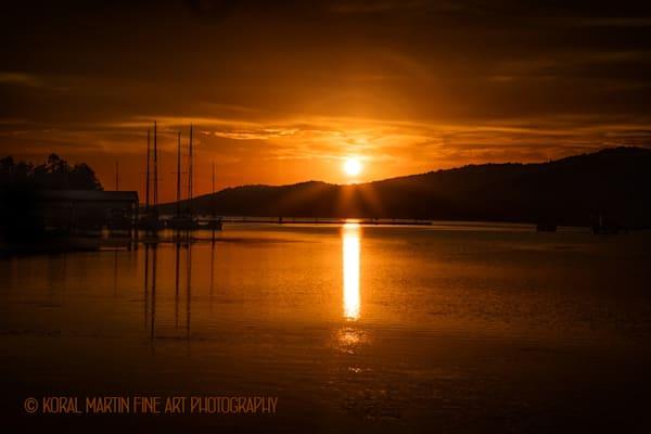 Sunset  4100  Photograph | Waterfall  Photography |  Koral Martin Fine Art Photography