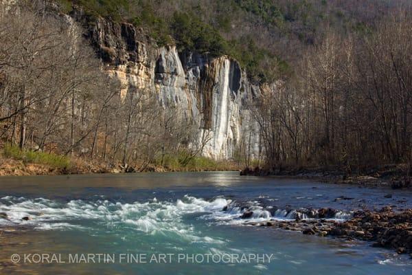 Steel Creek Photograph 7261 | Waterfall Photography | Koral Martin Fine Art Photography
