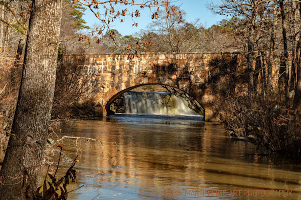 Davies Bridge Photograph 7341 | Waterfall Photography | Koral Martin Fine Art Photography