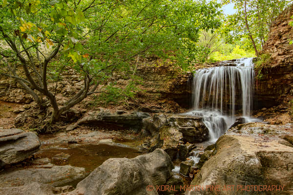 Tanyard Loop Waterfall Photograph 6495  | Waterfall Photography | Koral Martin Fine Art Photography