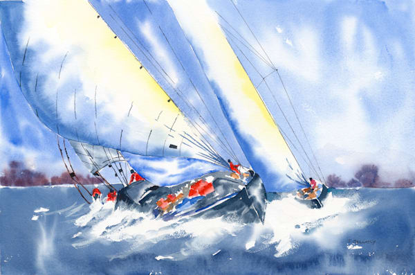 Jan Gellatly - The Race
