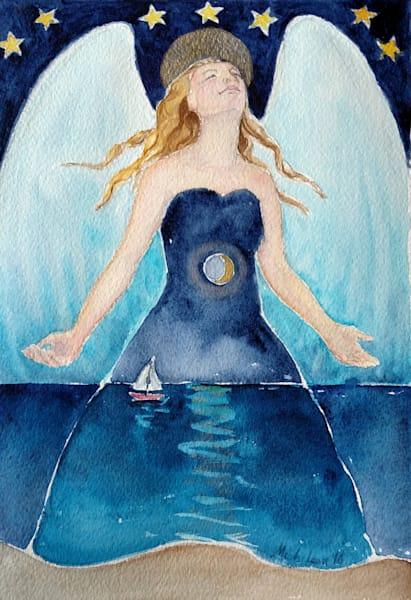 Guardian Angel Soul Essence Paintings  Art | Bright Spirit Studio