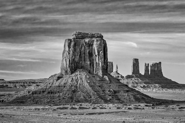 Merrick Butte Monument Valley photography print