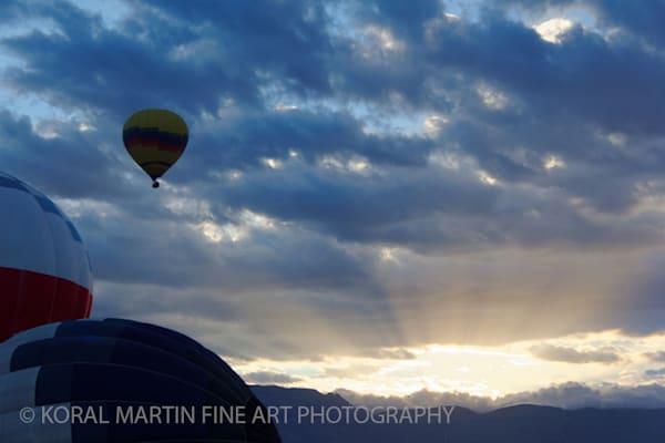 Balloon Fiesta Photograph 3174 | New Mexico Photography | Koral Martin Fine Art Photography