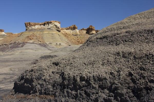 Bisti Di-na-zin Wilderness Photograph 9514    New Mexico Photography   Koral Martin Fine Art Photography