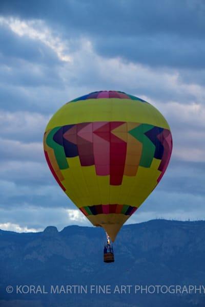 Albuquerque Balloon Fiesta Photograph 3056 | New Mexico Photography | Koral Martin Fine Art Photography